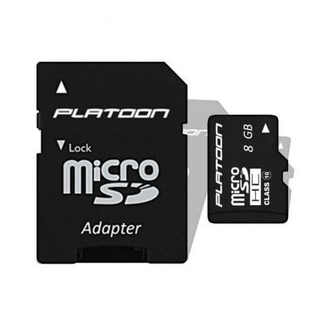 Micro SD 8GB Class 10 Platoon
