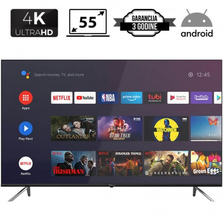 Tesla LED TV 55'' 4K Ultra...