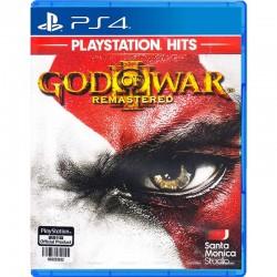 God of War 3 HITS PS4