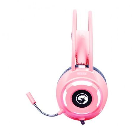 MARVO Gaming slušalice Pink...