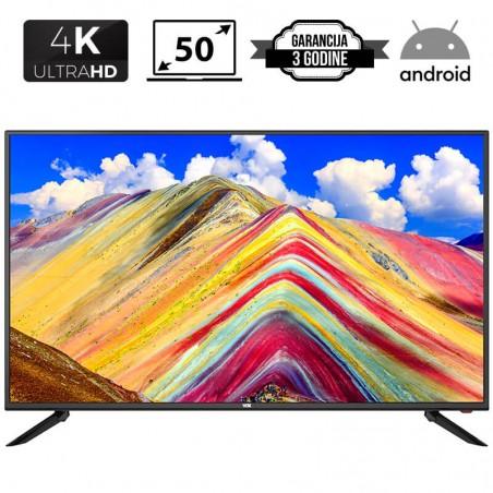 VOX LED TV 50'' 4K Ultra HD...
