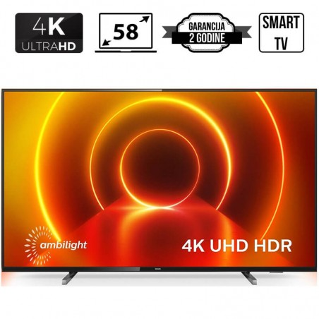 Philips Smart LED TV 58''...